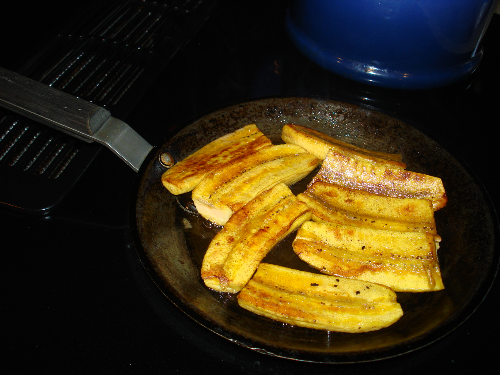 pictures Sweet Plantains
